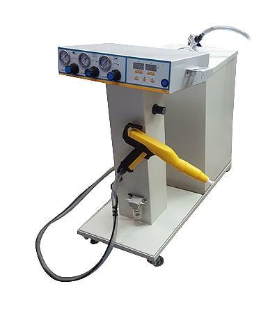 Air Static Manual Powder Coating Unit