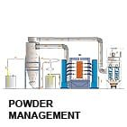 Automatic Powder Management System