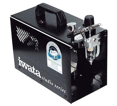 IS 875 Smart Jet Pro Airbrush Compressor
