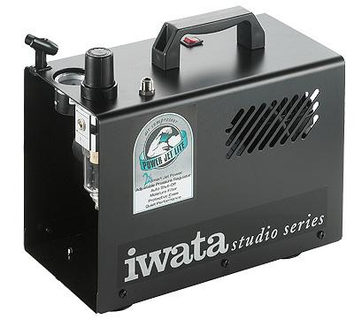 IS 925 Power Jet Lite Airbrush Compressor