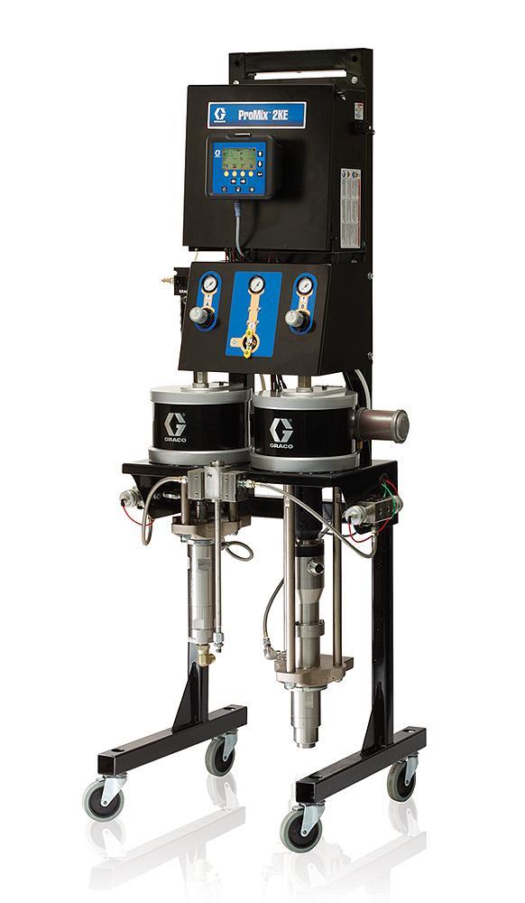 ProMix 2KE Pump-Based Plural Component Proportioner